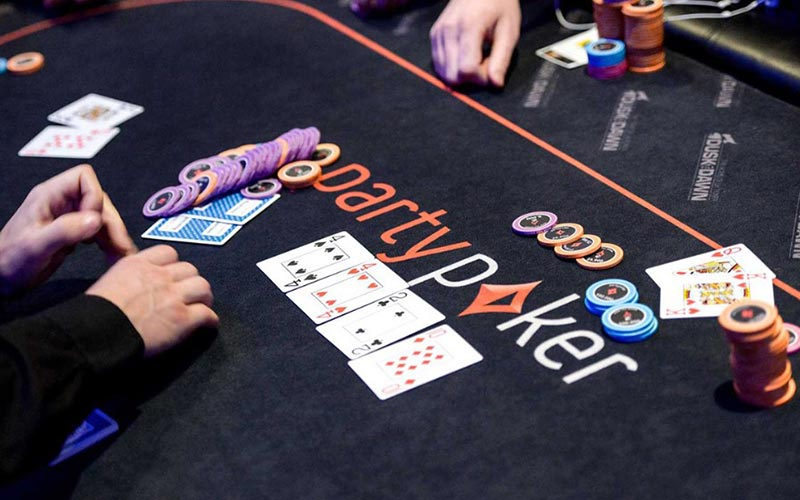 how to cheat party poker